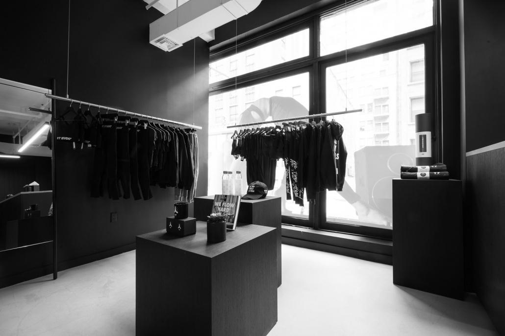 Kleiderstangensystem
